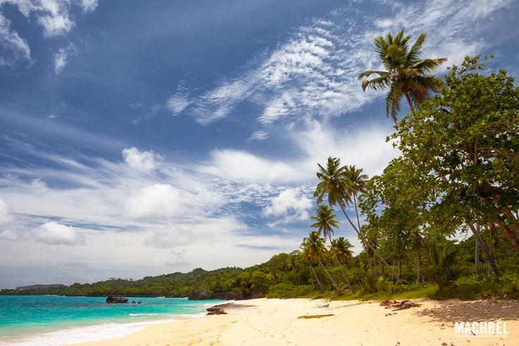 El paraíso en Playa Rincón Playa Rincón playa paradisiaca bandera azul en Samaná República Dominicana Playa Rincón, visitando una de las mejores playas caribeñas del mundo