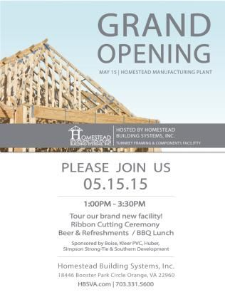 Grand Opening Invite For Email 01 Jpg Building Materials