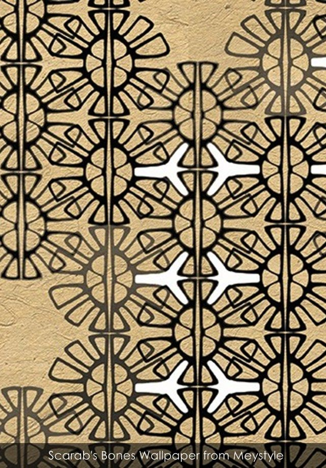 Scarab's Bones wallpaper from Meystyle