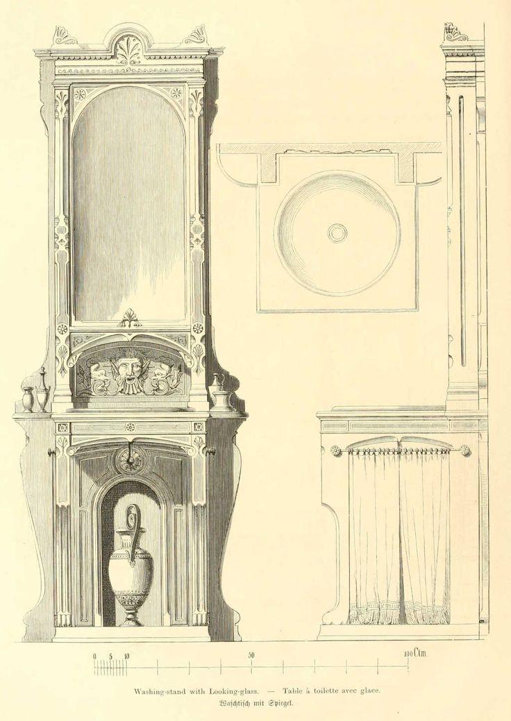 img/dessins meubles mobilier/table a toilette avec glace.jpg