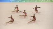 2008 Beijing Olympics- RG group-Belarus