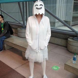 Regular Show High 5 Ghost
