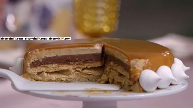 La ricetta della torta Gran Torino, proposta da Gabriele nella puntata del 21 ottobre 2016 di Bake Off Italia 4