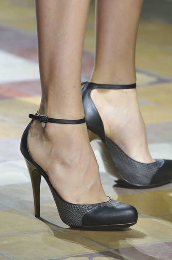Feathers, Jewels, and Cowboy Boots — See All the Shoes From the Paris Spring '14 Runways: Lanvin Spring 2014 : Lanvin Spring 2014