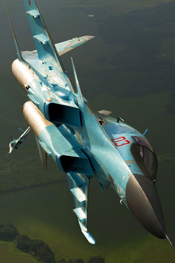 russian-military:  Russian Su-34