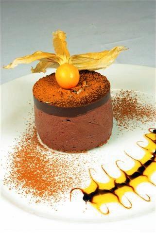 Chocolate Bavarois