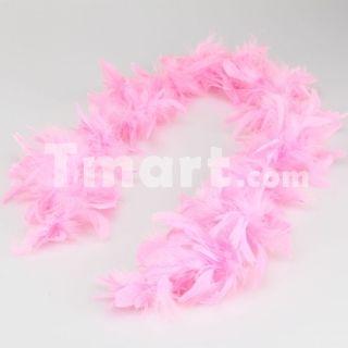 Dark Pink Feather Boas Child's Princess Dress Up,$1.34