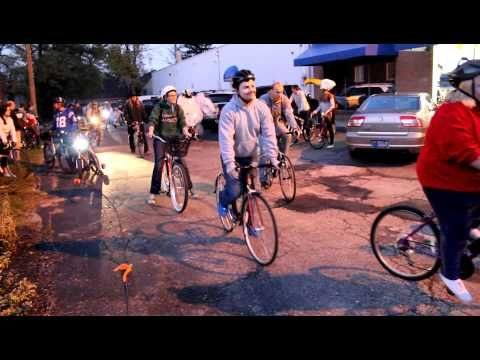 irvington indiana halloween festival zombie bike ride - Halloween Indiana