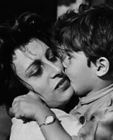 anna magnani and son, luca