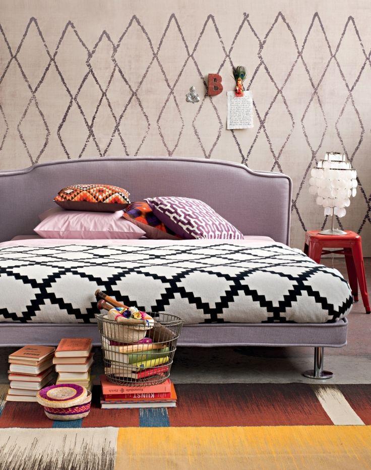 Pfister bed linen