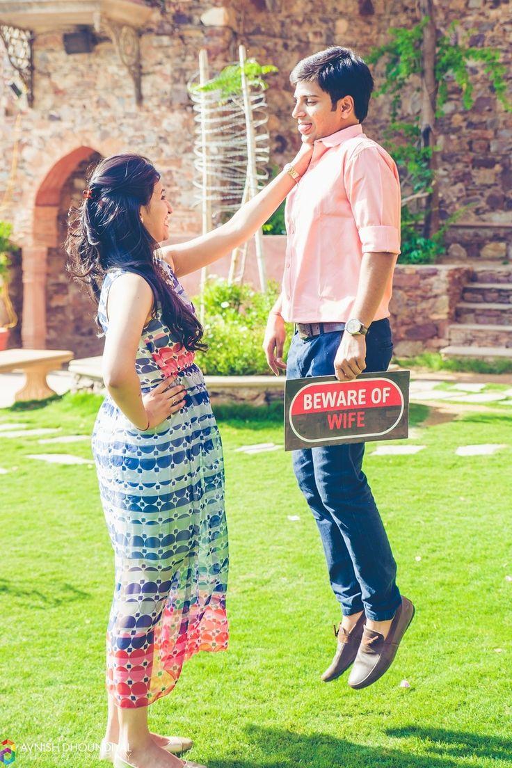 Fun Pre wedding shoots | For more wedding inspiration logon to www.wedmegood.com | #prewedding #indianwedding