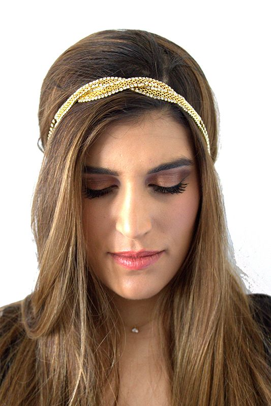 London Headband, $28 + FREE SHIPPING! http://vibejewels.com/London-Headband.html