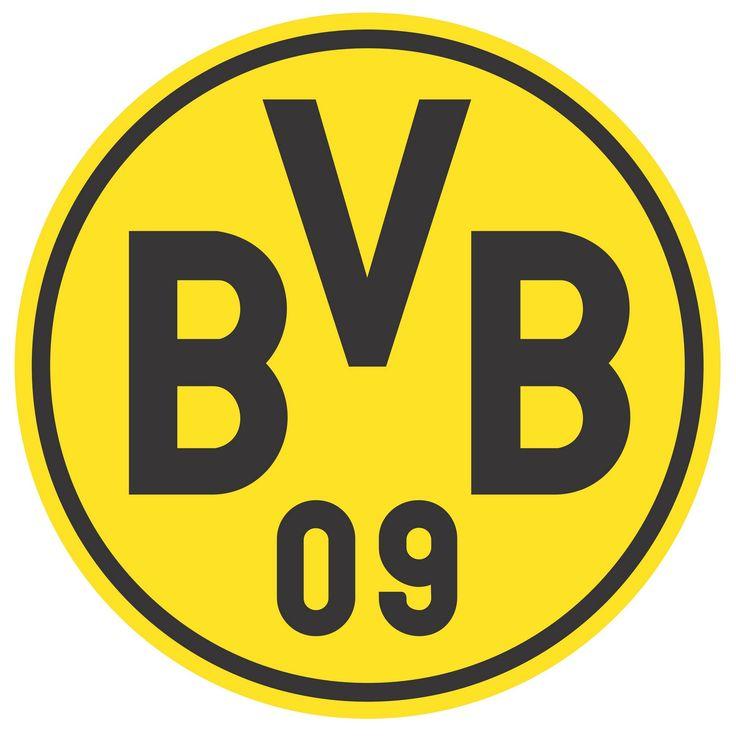 Borussia Dortmund - Wappen des BVB. Mehr Infos rund um die Borussia aus Dortmund hier: http://www.marco-reus-trikot.de/tag/borussia-dortmund/