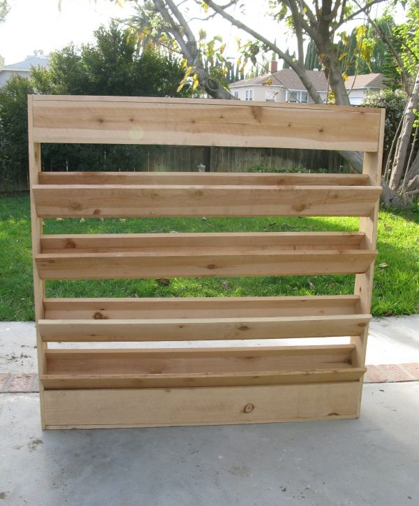Planter Box Plans: WoodWorking Projects & Plans