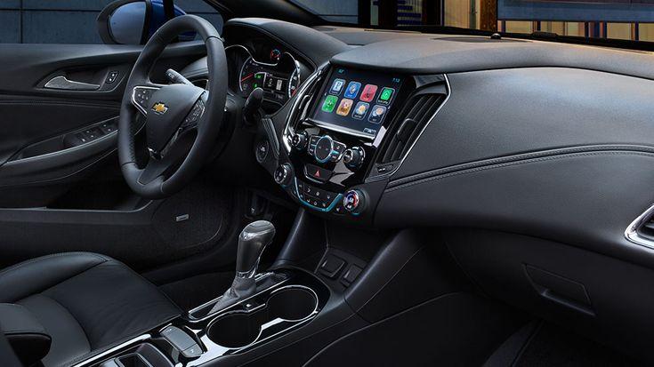 2017 cruze compact car design cockpit at chevrolet cadillac of santa fe. Black Bedroom Furniture Sets. Home Design Ideas