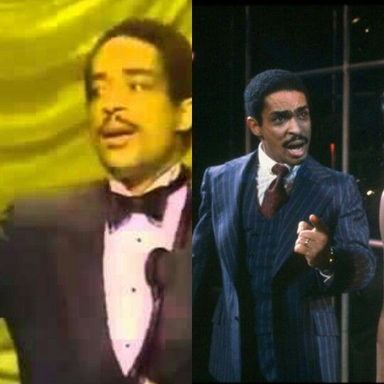 Ben Harney-Dreamgirls as Curtis Taylor, Jr.