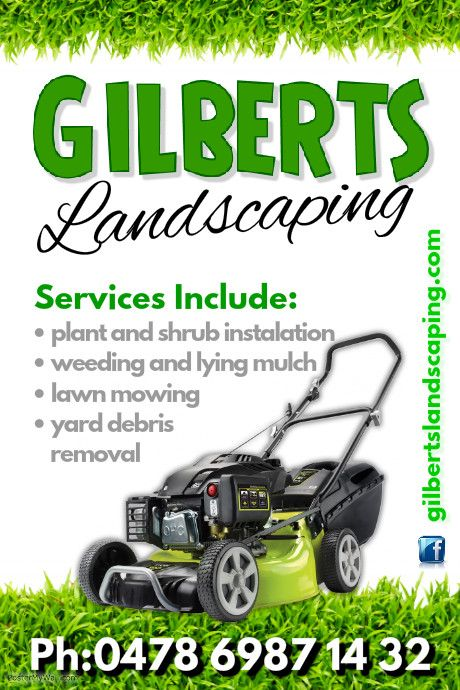 create amazing lawn care flyers