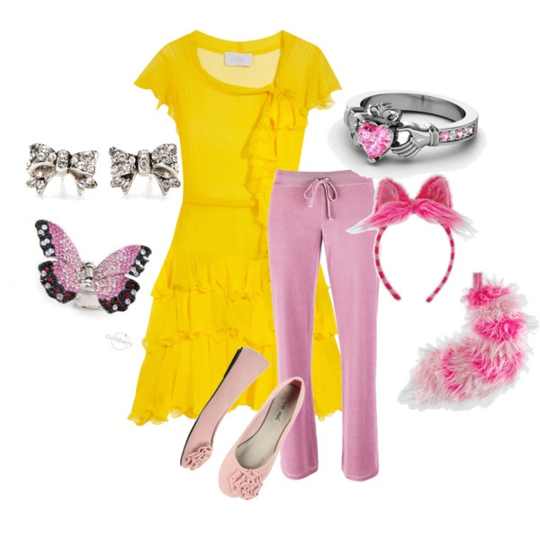 1000 Images About Fluttershy Fashion On Pinterest