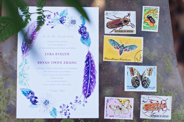 Moody Entomology Wedding Inspired Shoot   Lana's Shop