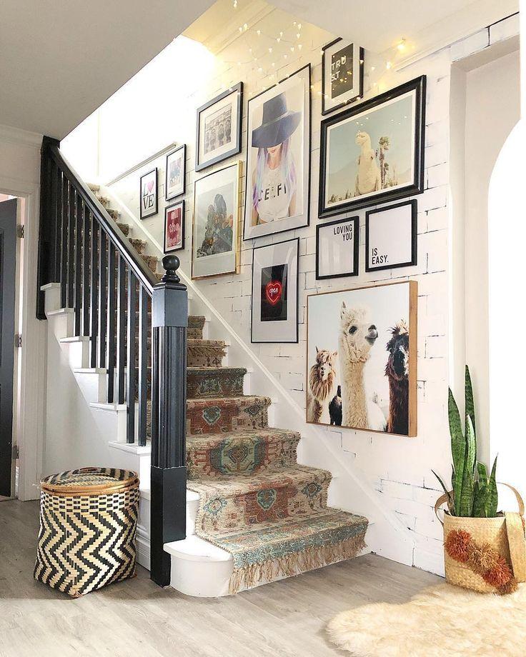 "Ink & Drop no Instagram: ""Outra parede gloriosa da galeria de @blissfully_eclecti …   – Bildergalerie"