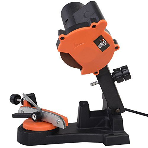 Electric Chainsaw Chain Saw Sharpener Grinder 4200RPM Wall Mount Tool New >>> Click on the image for additional details.(This is an Amazon affiliate link and I receive a commission for the sales)
