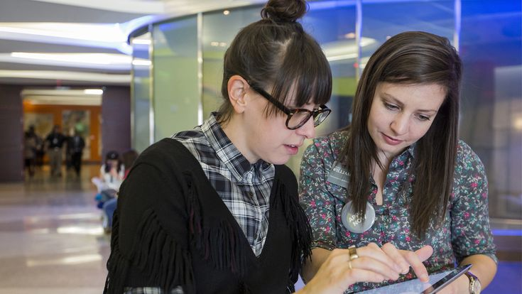 Prospective SCAD Atlanta students can complete their admission applications and admission decisions. Accepted SCAD Atlanta students can complete the enrollment process.