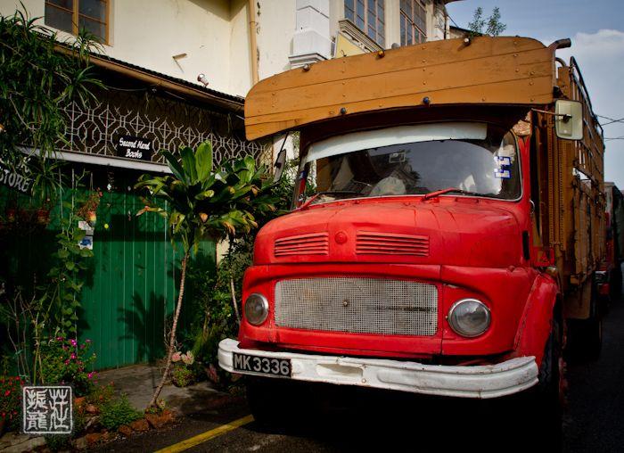 Transportation at malacca