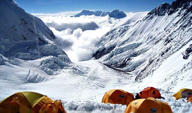 Dünyada kamp yapılacak en güzel yerler - Everest Dağı – Nepal