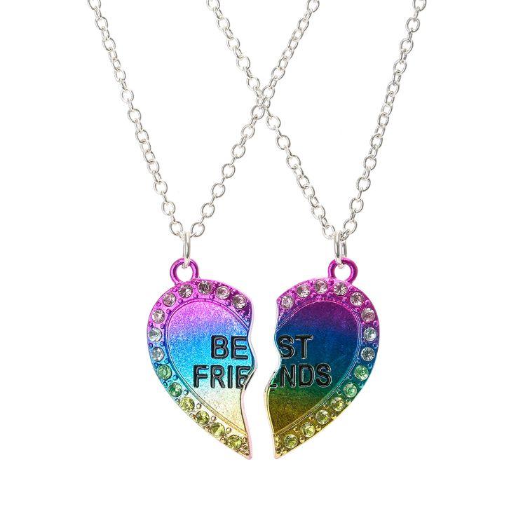 100% de satisfaction france pas cher vente juste prix collier d amitie pour 2 - Bijoux-Sonat.com