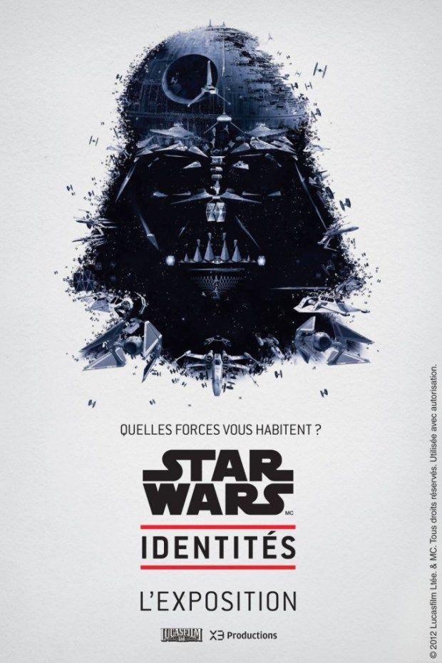 L'expo Star Wars a atterri à Paris (IL ETAIT UNE PUB)