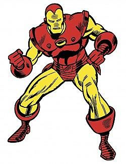 RMK2356GM Marvel Classic Iron Man Peel and Stick Giant Wall Decals | Accents For Walls  sc 1 st  Pinterest & 11 best Marvel Superhero Wall Decals u0026 Stickers images on Pinterest ...