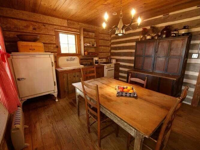 Cozy Cabin Kitchen I Smell Biscuits And Gravy And Coffee