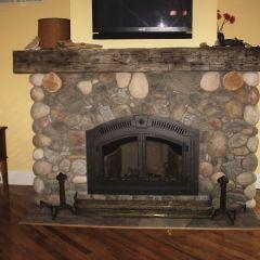 Wood Fireplace   Napoleon wood fireplace (NZ3000)