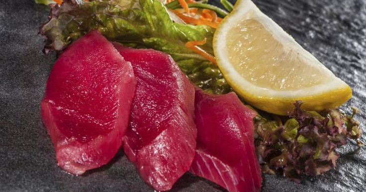 Fatty fish provides unsaturated fats, including omega-3 fatty acids, protein and several vitamins and minerals with relatively few calories and low saturated fat content. Tuna, like salmon, mackerel, trout, herring and sardines, is a fatty fish. The American Heart Association suggests having fatty fish at two or more meals every week. Tuna fillets...
