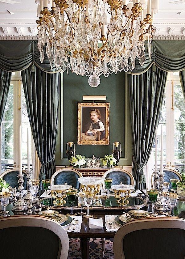 Les 151 meilleures images du tableau fen tres swags sur for Rideaux cottage anglais