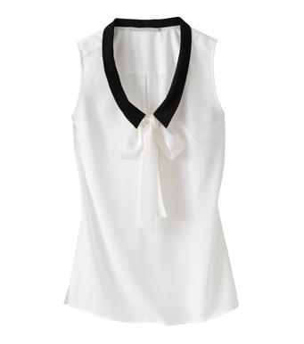 Blusa corbata QUALITÉ PREMIUM mujer ZX @3 SUISSES