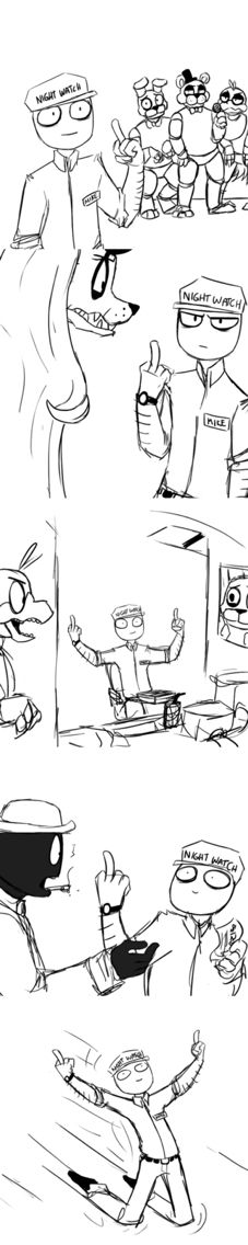 Five Nights at Freddy's F*** You