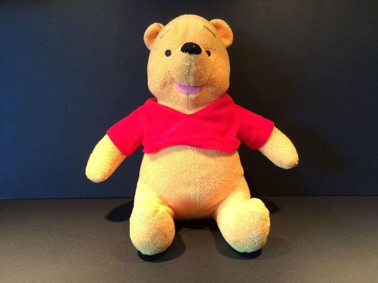 Winnie the Pooh PlushToy Bear Disney