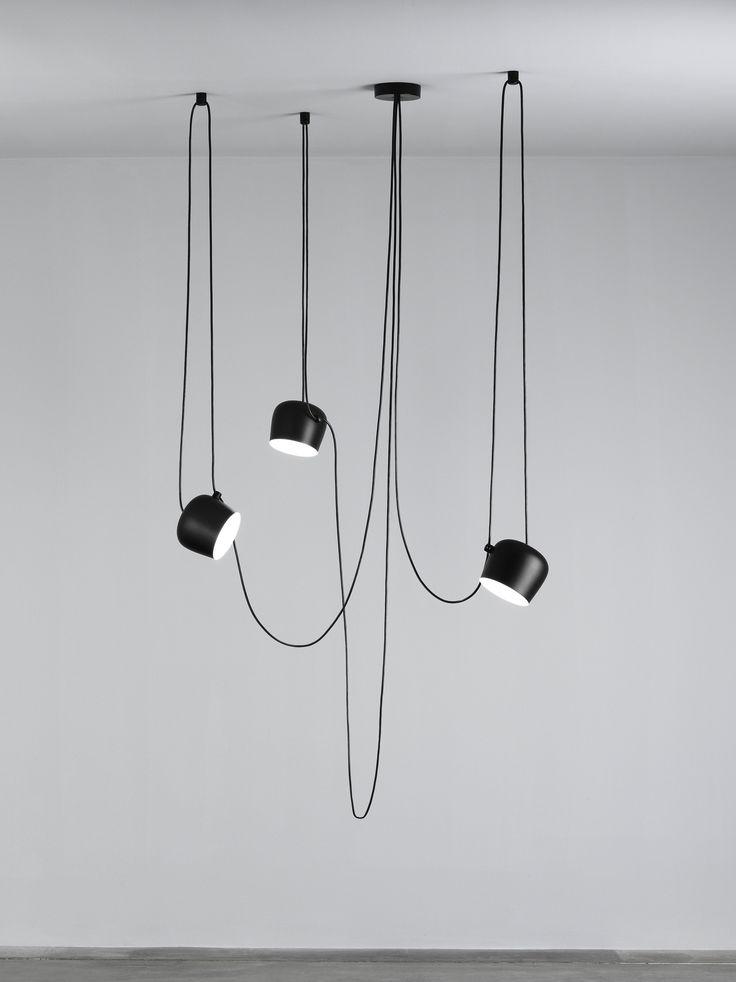 Aim by Flos. Pendant, pendel, ceiling lamp, loft lampe