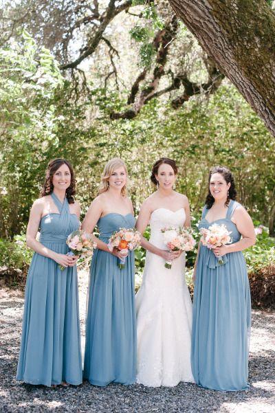 Rustic Summer Wedding At Annadel Estate Winery
