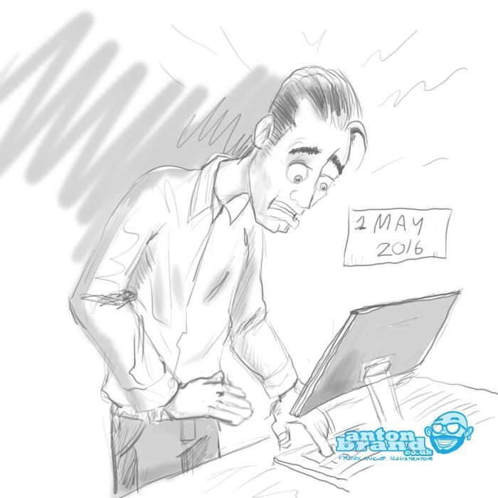 Freelance illustrator anton brand