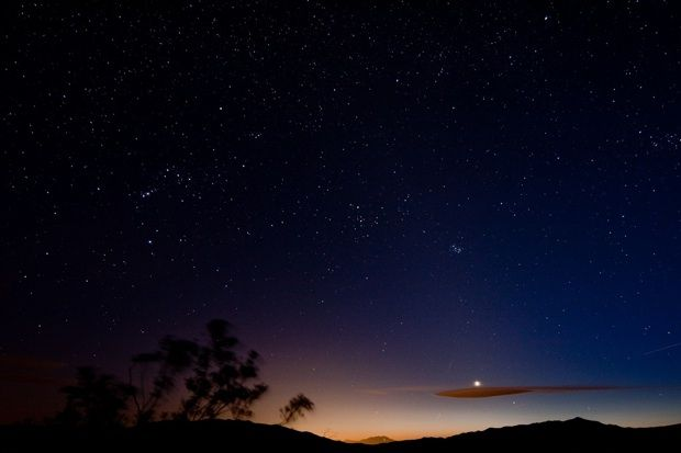 The 7 Best SoCal Desert Locations for Night Sky Viewing
