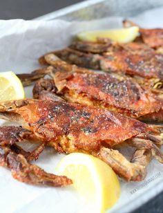 Soft-Shell Crab Recipes (PHOTOS)