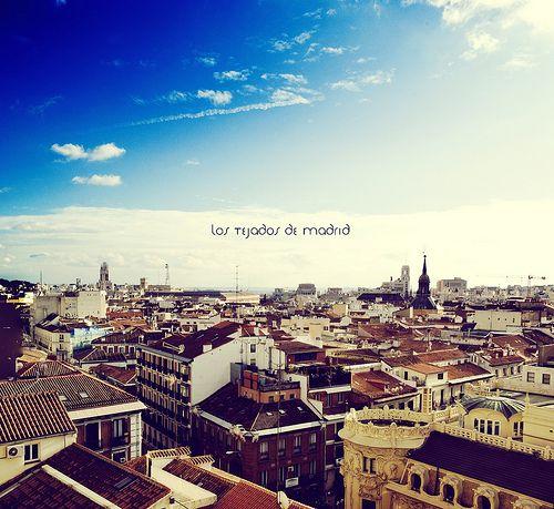 (6/365) Los tejados de Madrid / Madrid roofs