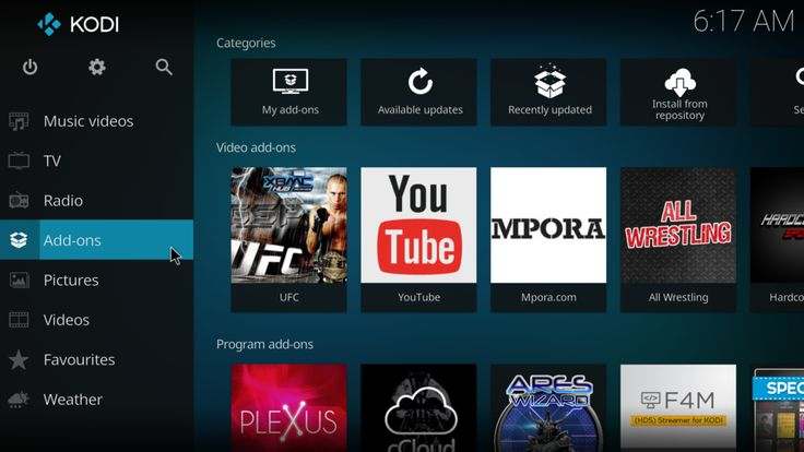 How To Install UFC Add-on On Kodi 17 – Your Streaming TV