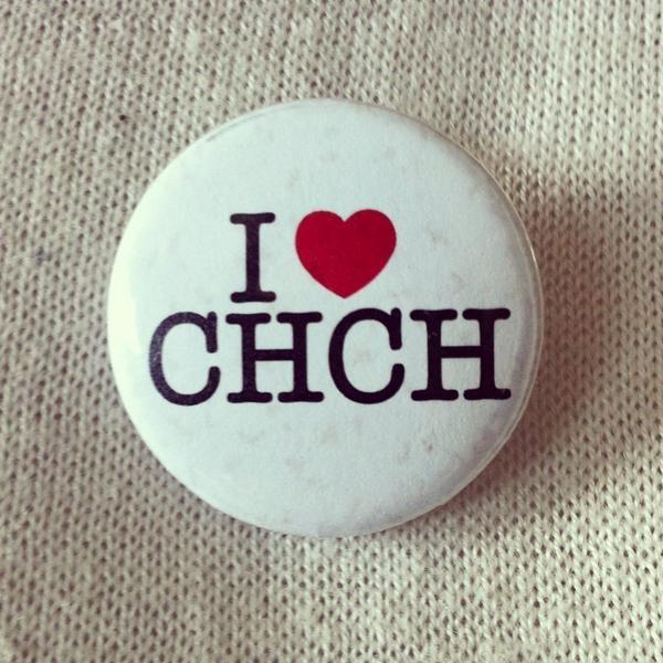 I heart ChCh