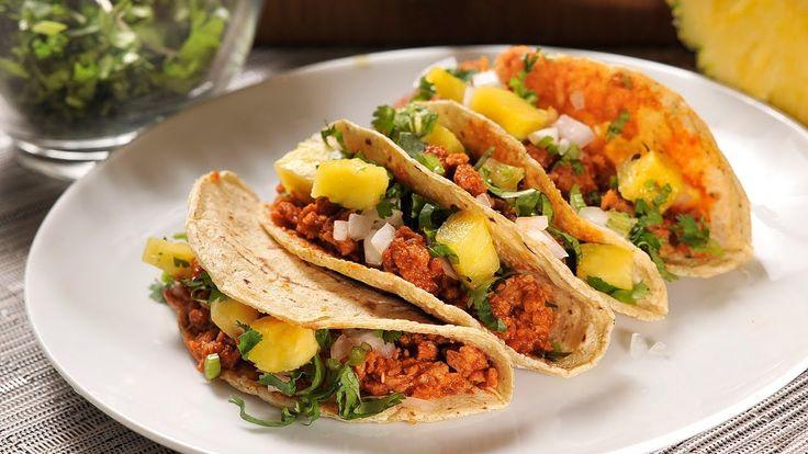 ¿Sabían que el TACO es la principal fuente de alimento en la mayoría de los mexicanos?