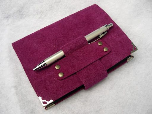 Pen closure - Crafty Ady: My Creative Space - books, books and more books