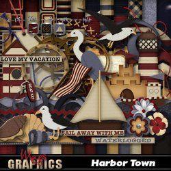 HARBOR TOWN Scrap Kit