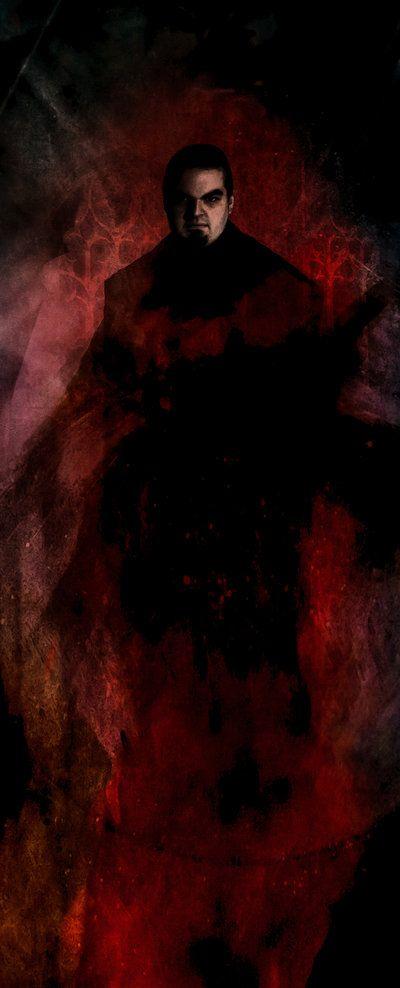 Vampire: The Masquerade - Lasombra by Z-GrimV.deviantart.com on @DeviantArt